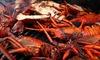 Santa Barbara Shellfish Company - Stearns Wharf: Seafood and Drinks at Santa Barbara Shellfish Company (40%Off). Two Options Available.