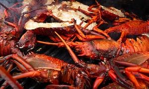 Seafood and Drinks at Santa Barbara Shellfish Company (40%Off). Two Options Available.