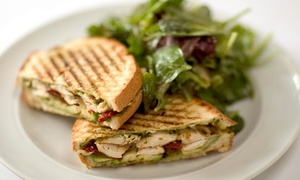 Jack's Cold Cuts: Deli Sandwiches and Specialty Panini at Jack's Cold Cuts (46% Off). Two Options Available.