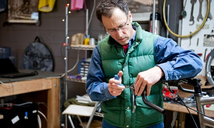 $39 for a Standard Bicycle Tune-Up at Boulder Bicycle Works ($75 Value)