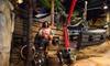 Le Repère des Pirates - Villecresnes: Buffet à volonté et café du pirate pour 2 personnes à 51,90 € chez Le Repère des Pirates