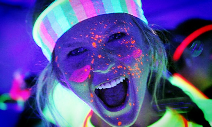 Glo Run Harrisburg - Harrisburg Mall: $39 for The Glo Run 5K Entry with Energy Upgrade on Saturday, April 11 ($65 Value)