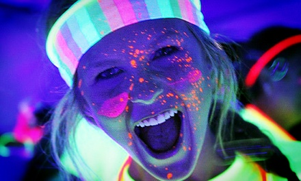 $39 for The Glo Run 5K Entry with Energy Upgrade on Saturday, April 11 ($65 Value)