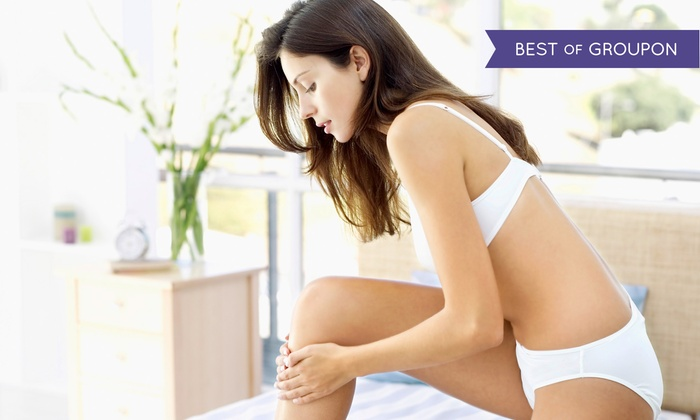 Aura Laser Skin Care - Multiple Locations: Laser Hair-Removal Treatments at Aura Laser Skin Care (Up to 80% Off). Four Options Available.