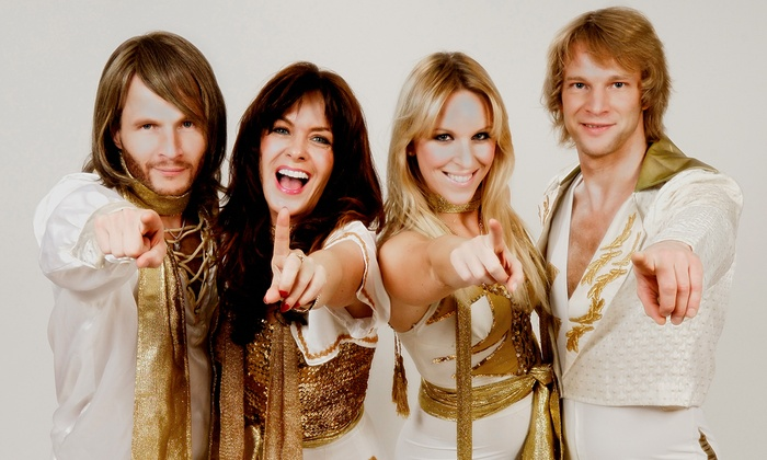 The Music Of ABBA - DuPont Theatre: The Music of ABBA at DuPont Theatre on July 13 at 7 p.m. (Up to 56% Off)