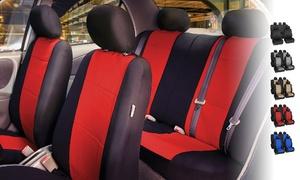 Airbag Ready Neoprene Waterproof Car Seat Covers