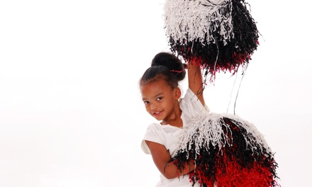 A Cheer or Tumbling Class at Oklahoma Twisters All Star Cheerleading (53% Off)