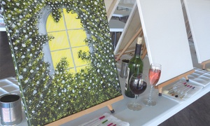 I.C.I. Studio: Two-Hour Painting Lesson at I.C.I. Studio (34% Off)