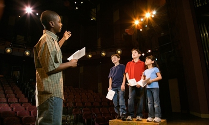 The Acting Studio - Multiple Locations: Five Acting Classes for One or Two at The Acting Studio (Up to 67% Off)