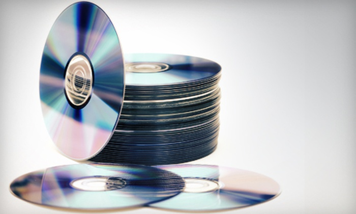 Analog Free Media - Lockport: Three or Five Video to DVD Transfers at Analog Free Media (Up to 69% Off)