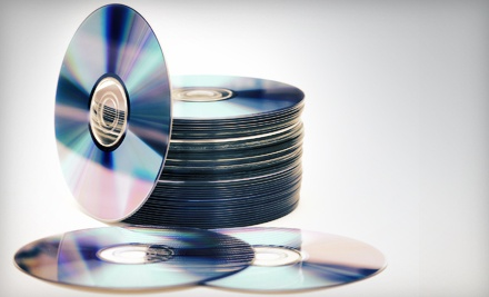 Three or Five Video to DVD Transfers at Analog Free Media (Up to 69% Off)