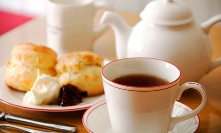 Hi Tea for Two or $12 for $20 Worth of  Tea, Sandwiches, and Desserts at Sisters Tea House