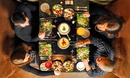 $29 for $50 Worth of Sweet and Savory Fondue at Simply Fondue