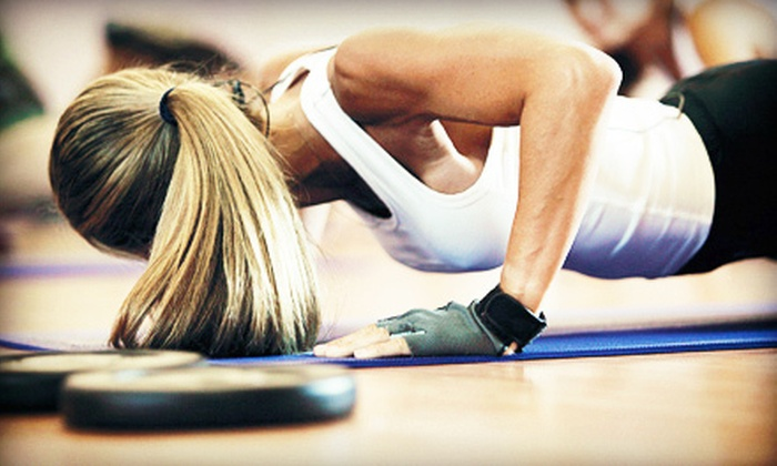 Snap Fitness Leduc - Leduc: 10 or 20 Boot-Camp Classes at Snap Fitness Leduc (Up to 79% Off)