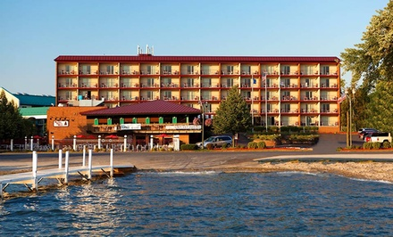 1- or 3-Night Stay at Harbor Shores on Lake Geneva in Lake Geneva, WI