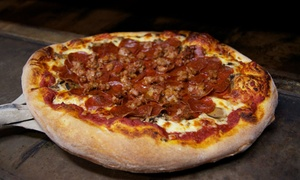 Roma's Pizza and Pasta: One Large Pizza for Dine-In or Takeout at Roma's Pizza and Pasta (Up to 52% Off)