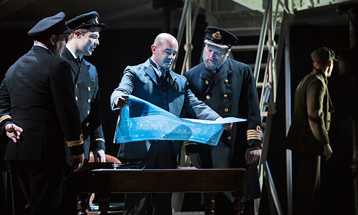 """Titanic"" - Royal Alexandra Theatre: ""Titanic: The Musical"" at The Princess of Wales Theatre, June 12–21 (Up to 41% Off)"