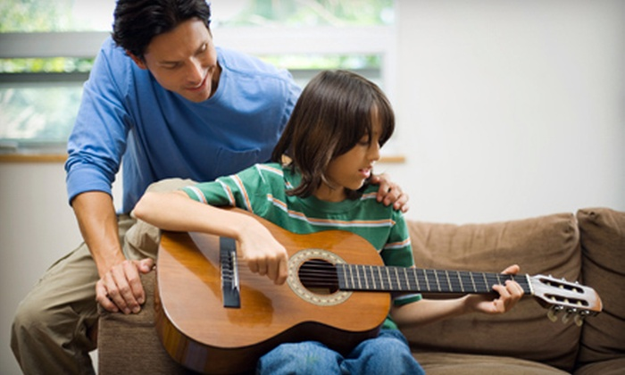 Palen Music Center - Springfield: $19 for Four Private Instrument Lessons at Palen Music Center ($75 Value)