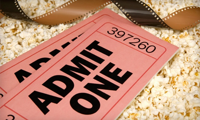 Bensenville Theatre - Bensenville: Movie Tickets, Popcorn, and Drinks for Two or Four at Bensenville Theatre (Up to 56% Off)