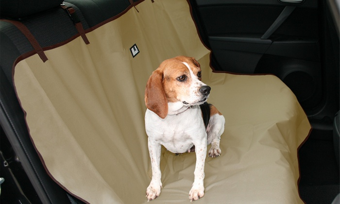 car seat covers for pets livingsocial shop. Black Bedroom Furniture Sets. Home Design Ideas