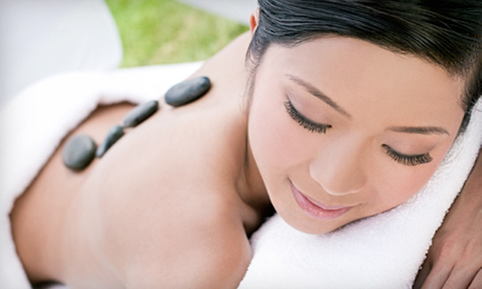 The Willows Salon & Day Spa - St. Stephens Brockway-Carmen: $47 for a One-Hour  Hot-Stone Massage at The Willows Salon & Day Spa in Saginaw ($95 Value)