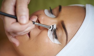 Skin Deep by Christine: Up to 60% Off Eyelash Perm, Tint or Both  at Skin Deep by Christine