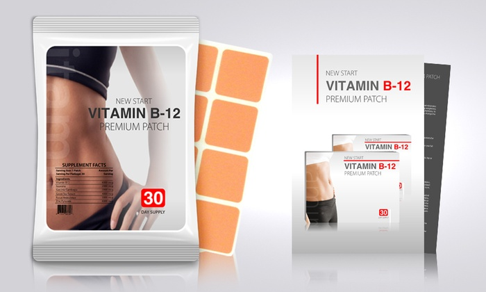 MyBeautySecretsUSA: $16 for One 30-Pack of Vitamin B12 and Guarana Slimming Patches from MyBeautySecretsUSA ($99 Value)