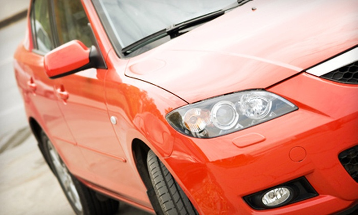 Weymouth Auto Mall - East Braintree: Three or Five Oil Changes with a Tire Rotation at Weymouth Auto Mall (Up to 73% Off)