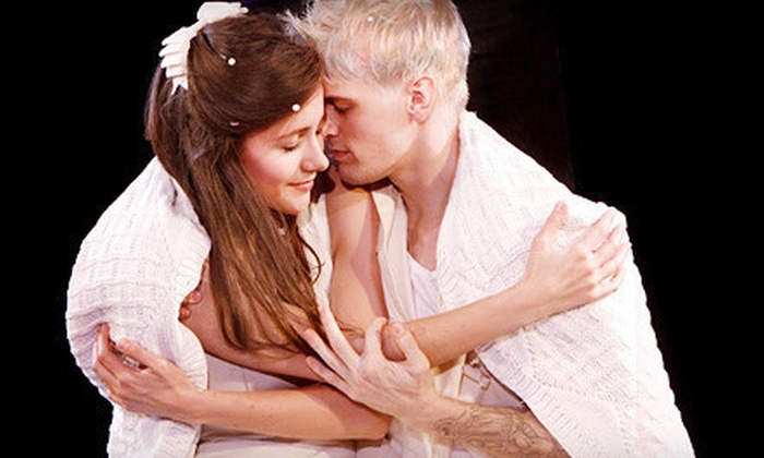 """""""The Fantasticks"""" - Theater District - Times Square: $39 to See """"The Fantasticks"""" Musical Performance at Snapple Theater Center through November 4 (Up to $81.50 Value)"""