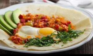 Cathedral Park Restaurant: $13 for $20 Worth of Locally Sourced Cuisine for Brunch at Cathedral Park Restaurant