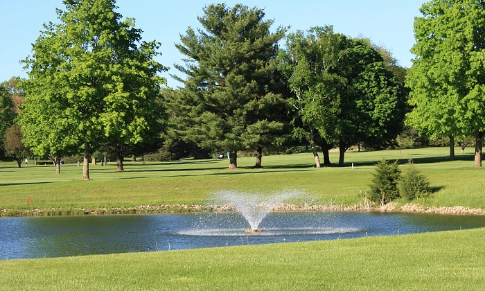 Lake Wisconsin Country Club - Lake Wisconsin Country Club: $100 for 18 Holes of Golf with Cart Rental Plus a $100 Gift Card at Lake Wisconsin Country Club ($155 Value)