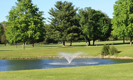 $100 for 18 Holes of Golf with Cart Rental Plus a $100 Gift Card at Lake Wisconsin Country Club ($155 Value)