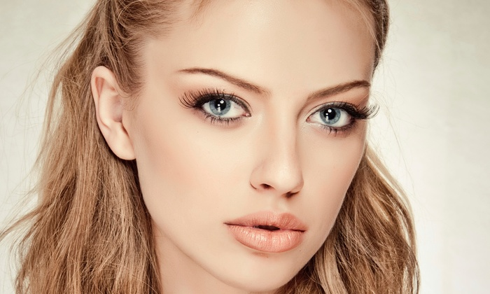 Elysium Salon - Roseville: Eyelash Extensions with Options for Three-Week Fill (Up to 67% Off)