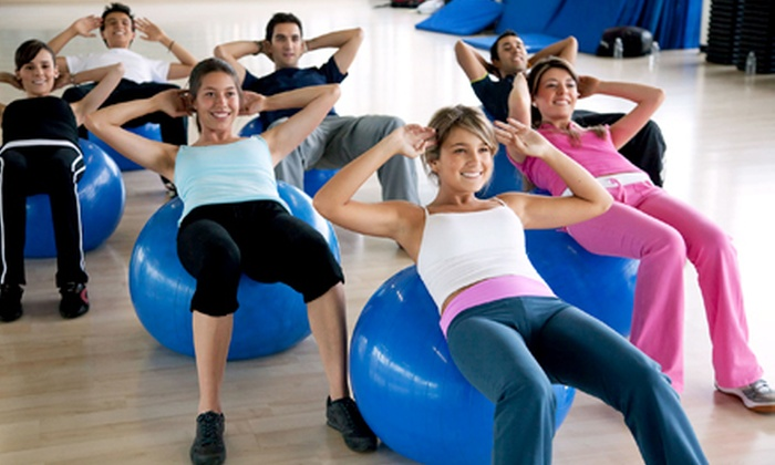 Torch Fitness - Auburn: 10 or 20 Boot-Camp Classes at Torch Fitness (Up to 71% Off)