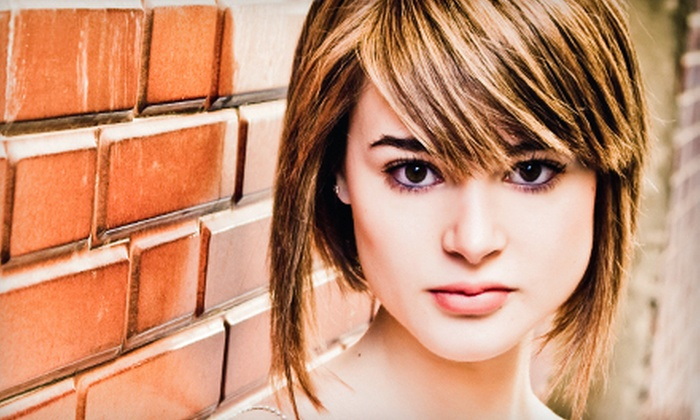 Hair by Mardi Palan - Hosford - Abernethy: Cut and Style with Optional Full Color, or Full, Partial, or Balayage Highlights at Hair by Mardi Palan (Up to 63% Off)