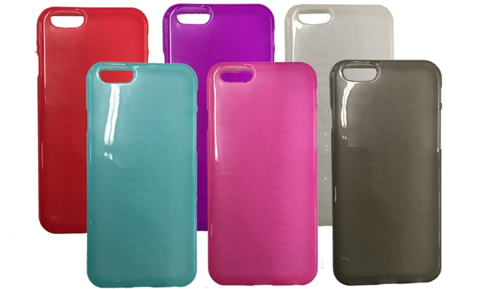 iPhone 6 Case with In-Store Pickup at Mobile Trader (67% Off). Six Colors Available.