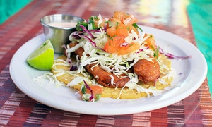 El Comal: Mexican Dinner or Authentic Mexican Breakfast for Two or Four at El Comal (Up to 43% Off)