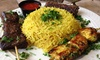 The Basha - Shawnee Mission: Mediterranean Food for Two or Four at The Basha (Up to 40% Off)