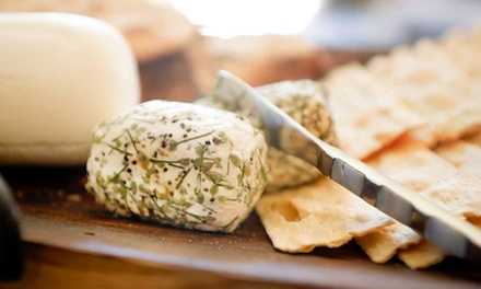 Farm Tour and Cheese Tastings for Two or Four People at The Pantry by Stone Hollow Farmstead (Up to 47% Off)