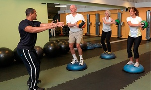 Mount Auburn Club: $199 for a Fitness Package with Personal Training and Gym Membership at Mount Auburn Club ($668 Value)