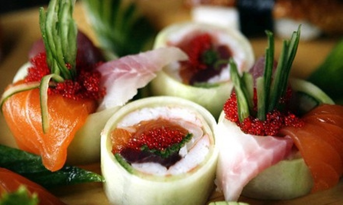 Kinki - Ottawa: $20 for $40 Worth of Japanese Cuisine at Kinki. Two Options Available.