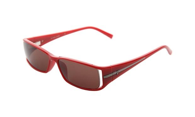 Police Sonnenbrille S1573 5607Fu (54 mm) rot PLIng