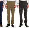 Braveman Slim-Fit Men's Dress Pants