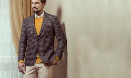 TwoPiece Handmade Suit at Zebel Bespoke