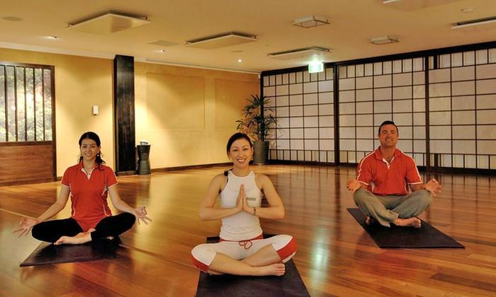 Hot spot yoga deals