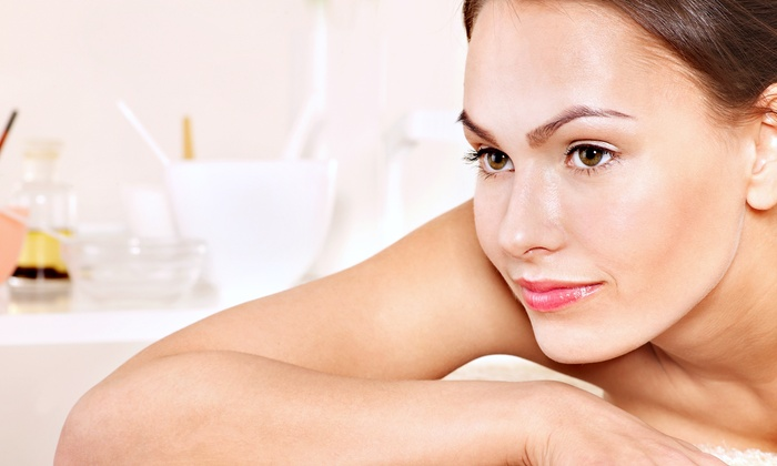 Salon Di Panache - Newton: Facial and Eyezone Treatment or Two- or Three-Hour Spa Package at Salon Di Panache (Up to 59% Off)