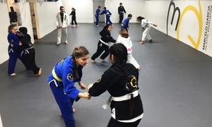 Marcelo Garcia Brazilian Jiu Jitsu: 10 or 20 Drop-In Kids Martial Arts Classes at Marcelo Garcia Brazilian Jiu-Jitsu (Up to 70% Off)
