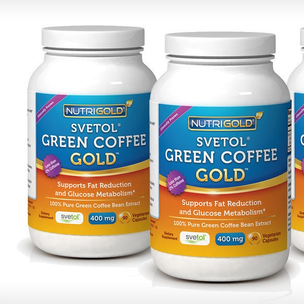 Green Coffee Bean Extract Groupon Goods