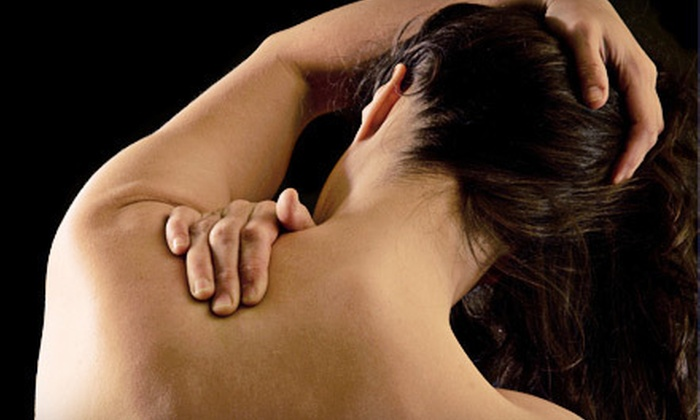 HealthSource Chiropractic Denver - Multiple Locations: 60-Minute Massage and Chiropractic Consultation or Exam and Four Adjustments at HealthSource Chiropractic (Up to 86% Off)