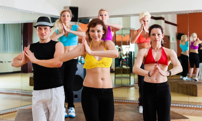 Red Door Dance Studio - Brentwood: Belly-Dancing Classes at Red Door Dance Studio (Up to 57% Off). Four Options Available.